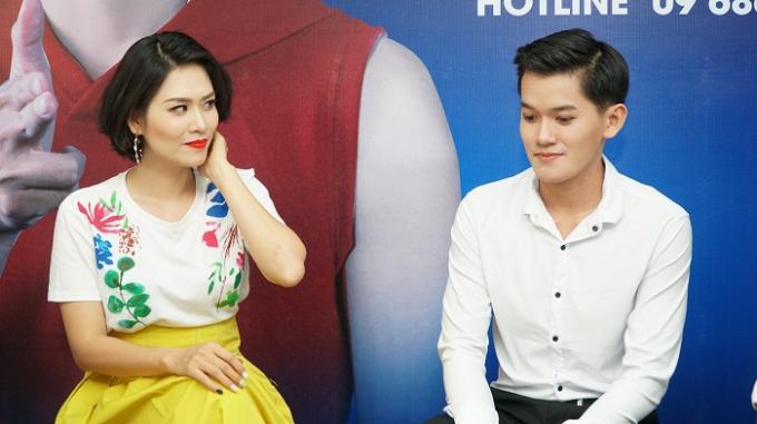 Hà Hương dành nhiều lời khen cho ngoại hình hiện tại của Khánh Du.