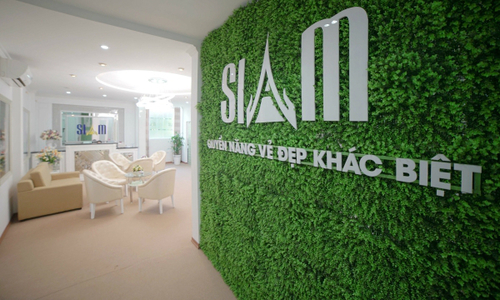 'Dr.LUCAS - Viện thẩm mỹ SIAM Thailand' đổi tên