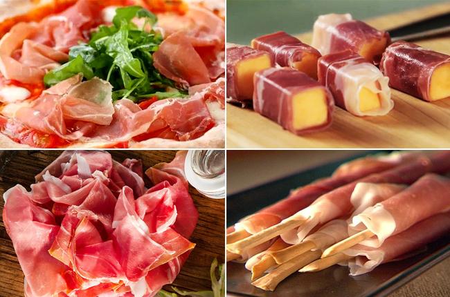 Giăm bông Parma Ham danh tiếng và đắt tiền từ Italy - 1