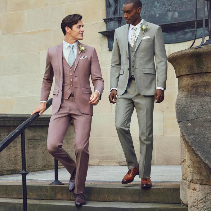 4 cách đơn giản để lên đời bộ vest cưới bình dân
