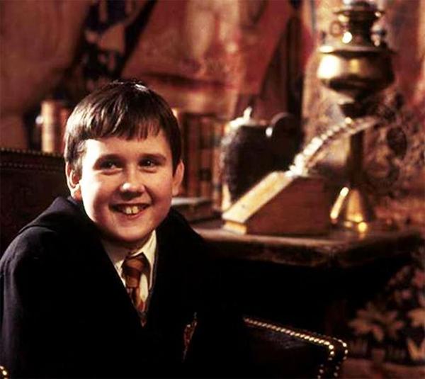 Matthew Lewis được yêu mến với vai diễn cậu phù thủy Neville.