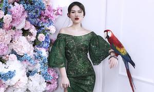 Không còn ngổ ngáo, Ngọc Thanh Tâm đổi style quyến rũ