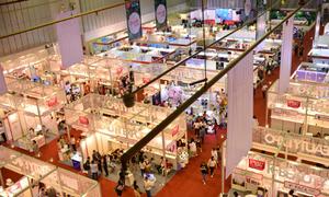 1.000 thương hiệu mỹ phẩm quốc tế quy tụ tại sự kiện làm đẹp