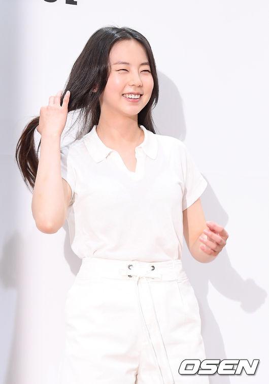 Ca sĩ Sohee.