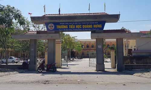Nhà trường bị tố cáo 'giam lỏng' học sinh chưa đóng tiền ăn