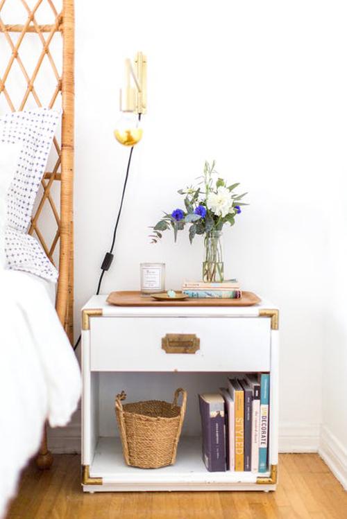 Ngôi nhà thuê phong cách boho của nữ blogger - 7