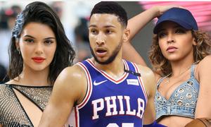 Kendall Jenner bị cáo buộc 'giật bồ' của ca sĩ Tinashe