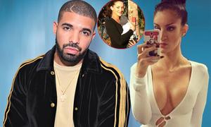 Rapper Drake bị chế giễu vì che giấu đứa con rơi với cựu sao phim sex