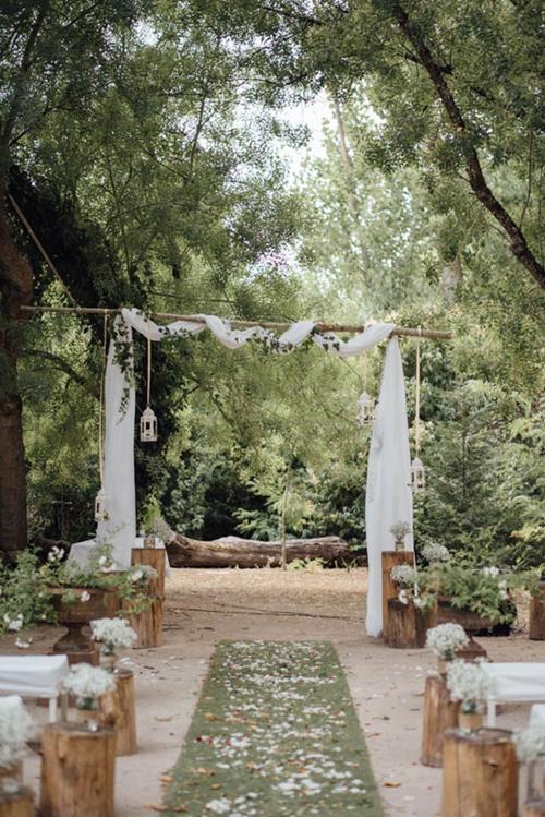 Những hôn lễ có ý tưởng tổ chức độc đáo không thể bỏ qua - 3