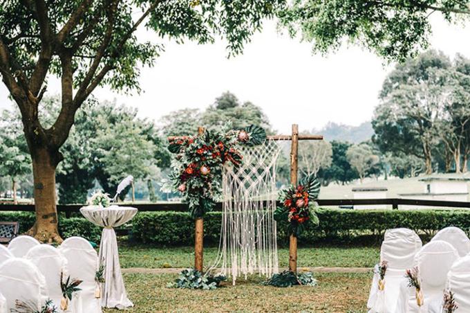 Những hôn lễ có ý tưởng tổ chức độc đáo không thể bỏ qua - 5
