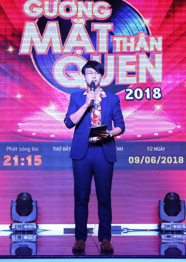 MC Quang Bảo thay thế đàn anh Đại Nghĩa dẫn dắt chương trình này.
