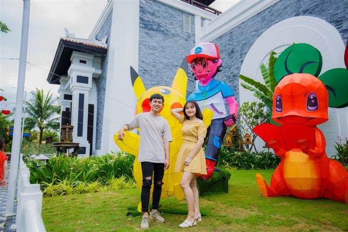 Công viên kỷ Zura được tái hiện sống động tại trung tâm Đà Nẵng (em xin edit) - 5