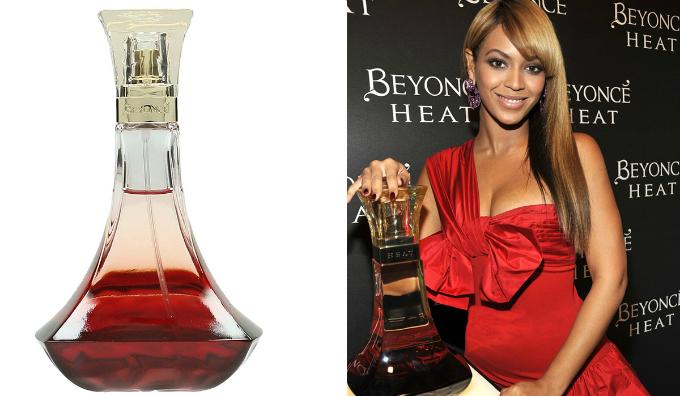 Beyoncé bán nước hoa được 3 triệu USD trong 1 tháng. Ảnh:beautyheaven.