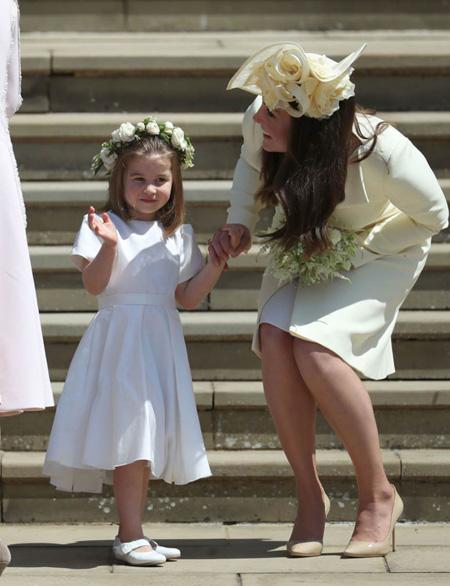 10 quy tắc hoàng gia nghiêm ngặt Công chúa Charlotte phải tuân thủ - 6