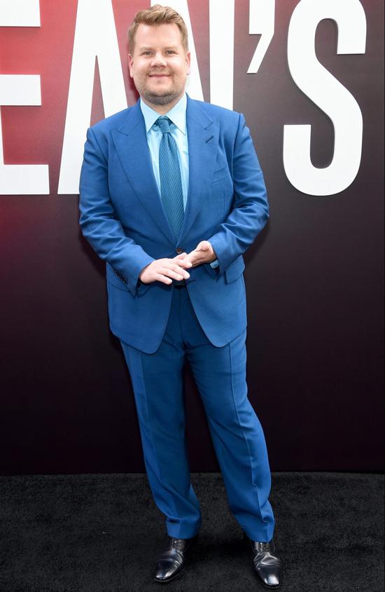 Danh hài James Corden - ngôi sao của bộ phim.