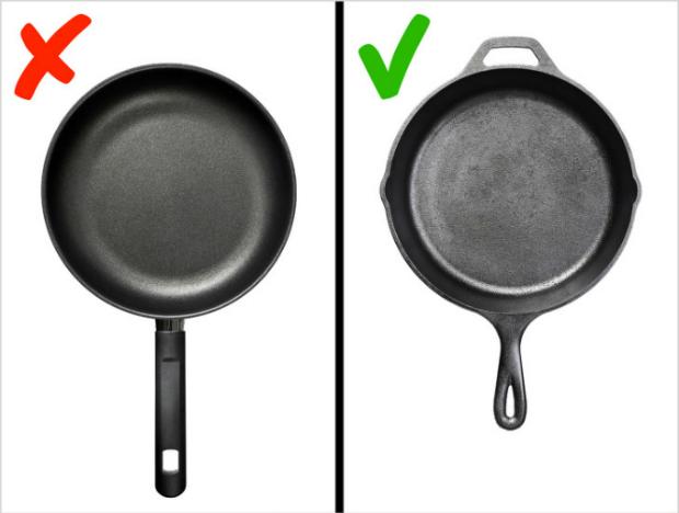 4 dụng cụ nấu nướng cần thay thế ngay để tránh rước họa