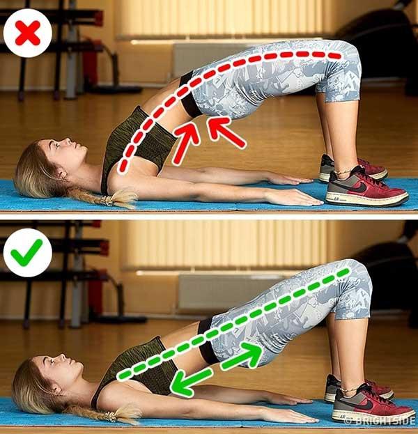 6 lỗi sai khi tập gym có thể hủy hoại sức khỏe - 1