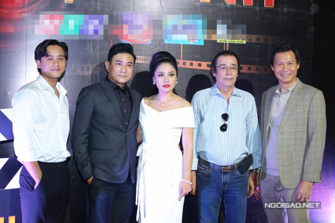 Việt Trinh hội ngộ người tình màn ảnh Hoàng Phúc - 1