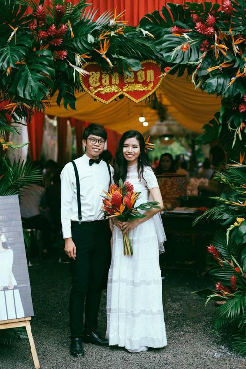 Đám cưới năm 1900 độc lạ của quản lý Chi Pu - 4