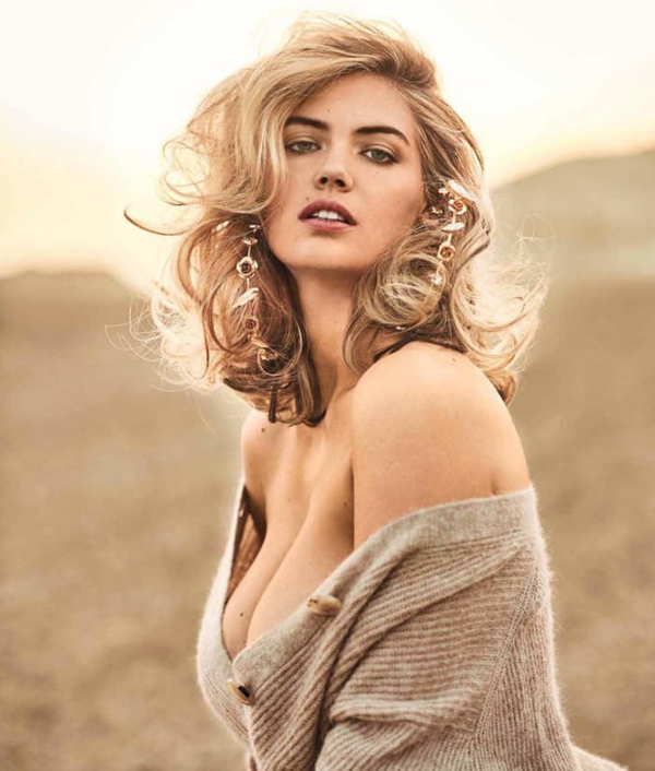 Kate Upton sinh năm 1992, hiện là một người mẫu kiêm diễn viên Hollywood.