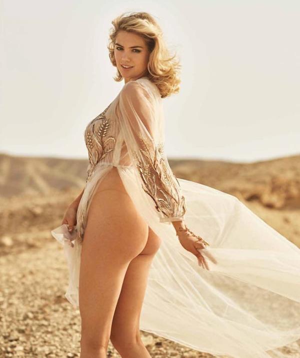 Không chỉ Maxim, nhiều tạp chí thời trang khác cũng từng chọn Kate vào top những mỹ nhân gợi cảm nhất thế giới như GQ, Esquire, People... Người đẹp Mỹ không chỉ sở hữu đường cong bốc lửa mà còn có nhan sắc quyến rũ.
