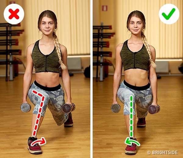 6 lỗi sai khi tập gym có thể hủy hoại sức khỏe - 5