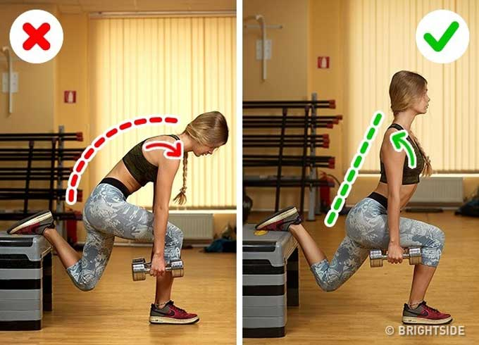 5 lỗi sai khi tập gym gây hại cho sức khỏe - 3