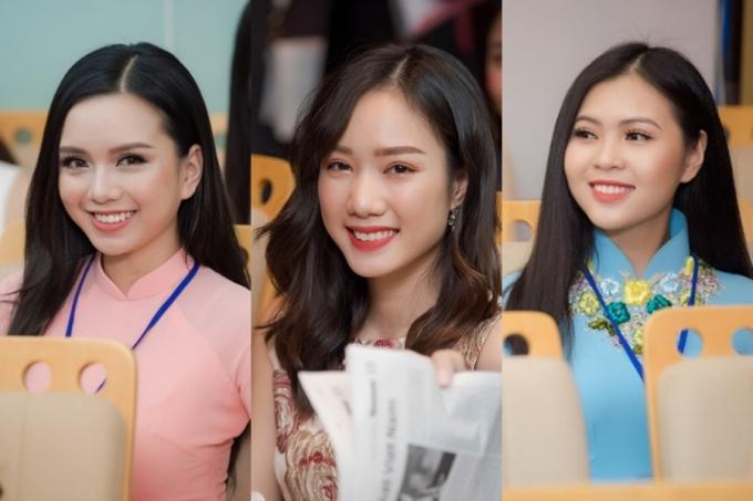 Đỗ Mỹ Linh khoe vai trần khi đi chấm Hoa hậu Việt Nam 2018 - 11