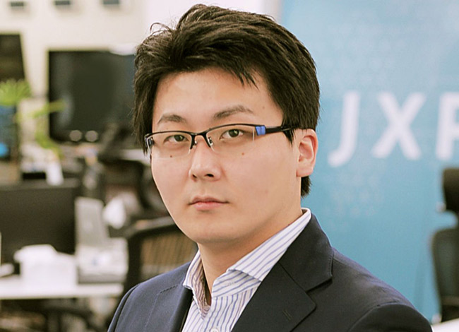 Katsuhiro Yoneshige, 29 tuổi bắt đầu khởi nghiệp từ năm 19 tuổi. Ảnh: Japan Times.