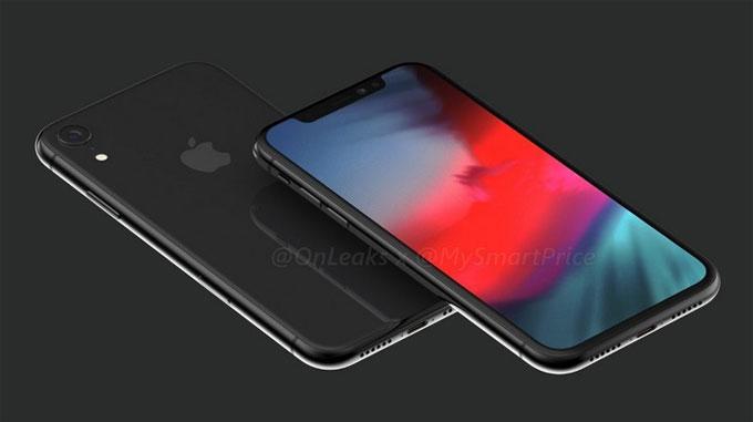 iPhone X Plus và iPhone 6,1 inch lộ ảnh dựng - 7