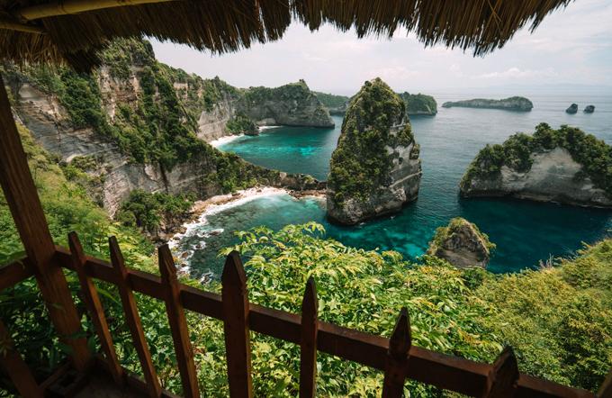 Hành trình của nữ du khách Việt tới căn nhà trên cây lãng mạn ở đảo Bali - 2