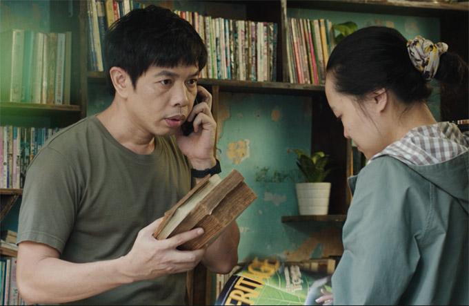 Thái Hòa phát hoảng trước độ bừa bộn của Phương Anh Đào trong phim mới - 10