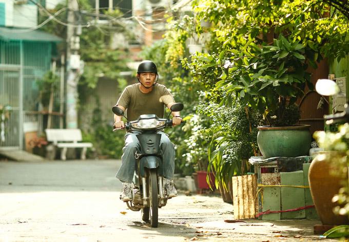 Thái Hòa phát hoảng trước độ bừa bộn của Phương Anh Đào trong phim mới - 2
