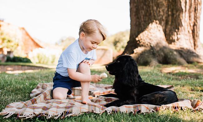 Những quy tắc vợ chồng Kate áp dụng nuôi dạy con - page 2 - 1