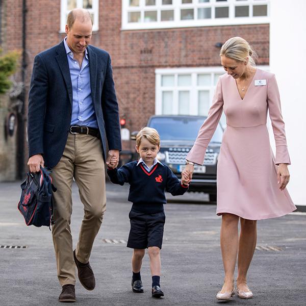 Những quy tắc vợ chồng Kate áp dụng nuôi dạy con - page 2 - 3