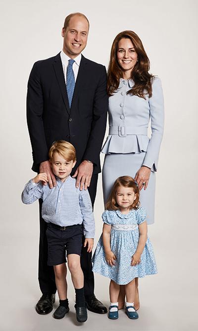 Những quy tắc vợ chồng Kate áp dụng nuôi dạy con - page 2 - 5