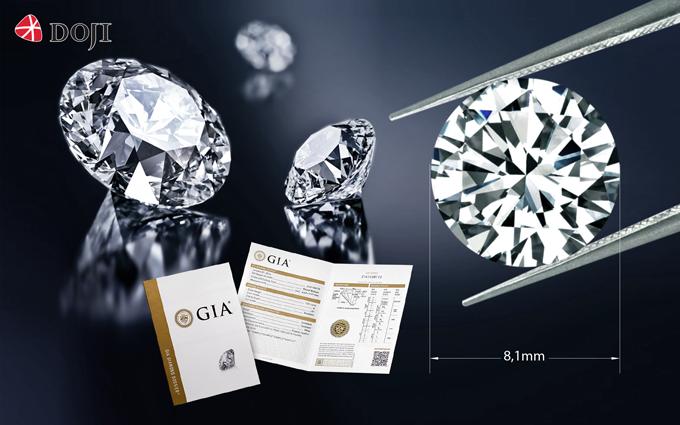 Kim cương DOJI ưu đãi lớn trên toàn quốc - 1