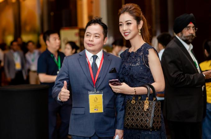 Hoa hậu Jennifer Phạm ưu tiên dùng dầu gạo trong chế biến món ăn - ảnh 4