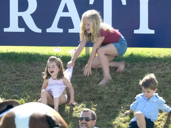 Những quy tắc vợ chồng Kate áp dụng nuôi dạy con - 2