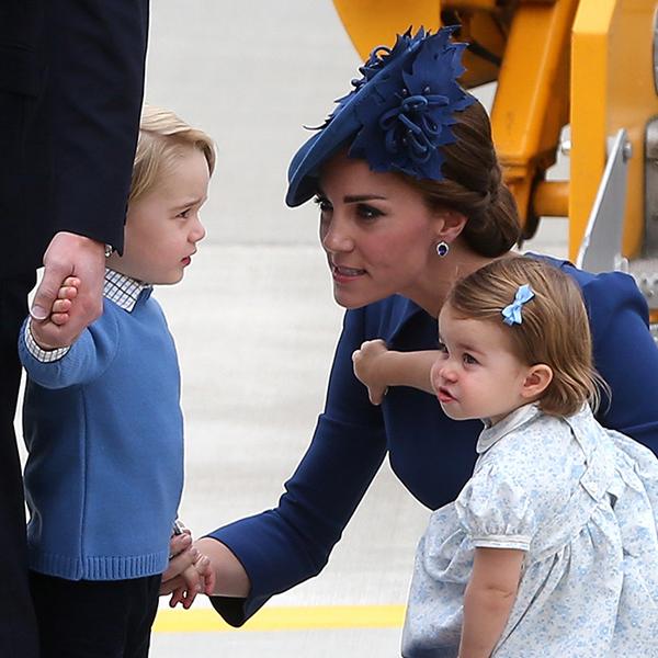 Những quy tắc vợ chồng Kate áp dụng nuôi dạy con - 3