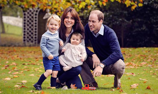 Những quy tắc vợ chồng Kate áp dụng nuôi dạy con - 5