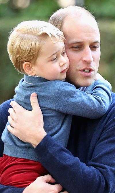 Những quy tắc vợ chồng Kate áp dụng nuôi dạy con - 6