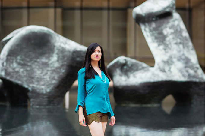 Cô gái gốc Việt tự học lập trình, xây dựng Wikipedia dành riêng cho nữ - ảnh 1