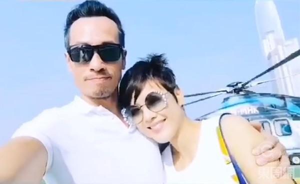 Tài tử Trần Hào tặng vợ quà độc nhân 5 năm ngày cưới - ảnh 1