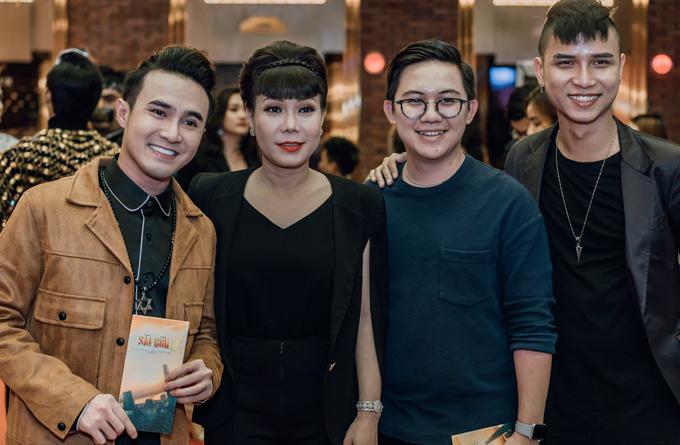 Viet Huong kiet suc vi dong phim hai cua Hong Thanh