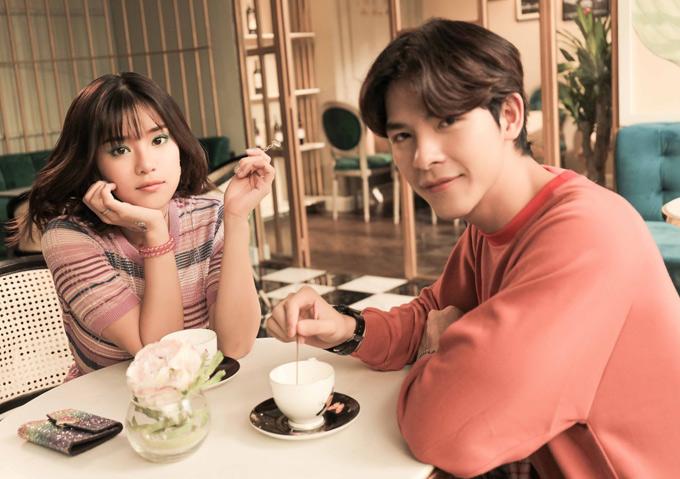 Hoàng Yến Chibi ăn liên tục khi đi quay MV - ảnh 6