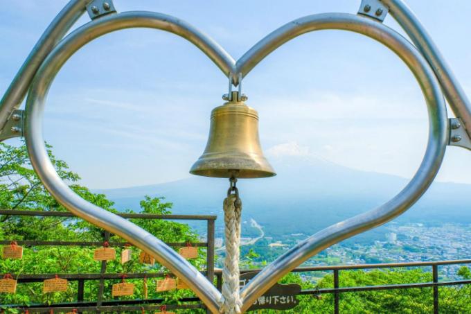 6 điểm chụp ảnh núi Phú Sĩ giống hệt postcard - ảnh 6