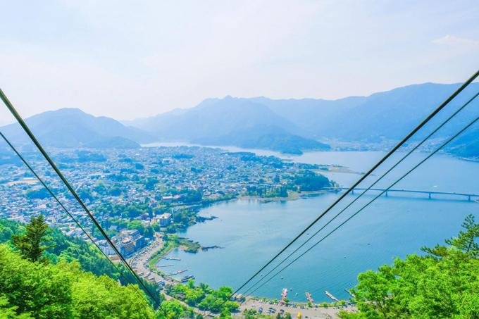 6 điểm chụp ảnh núi Phú Sĩ giống hệt postcard - ảnh 5