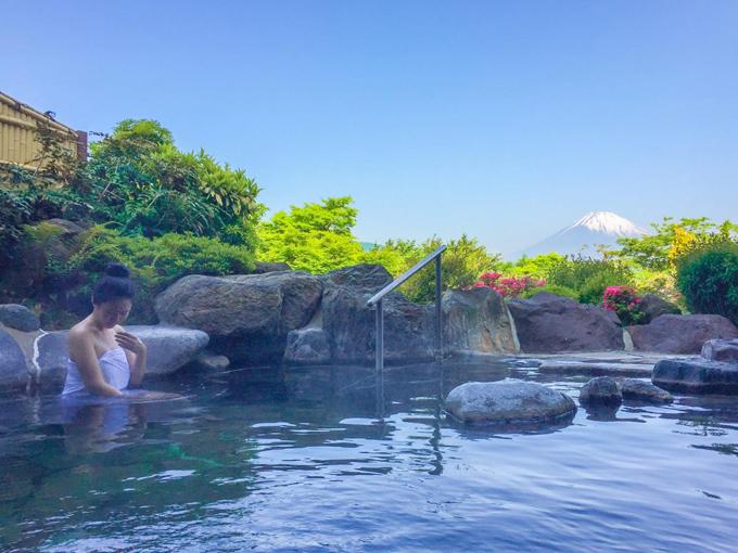 6 điểm chụp ảnh núi Phú Sĩ giống hệt postcard - ảnh 8