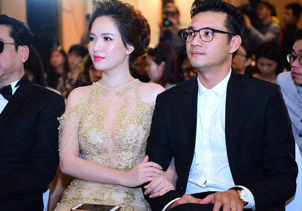 Nhung lan Dan Le dong phim do chong lam dao dien